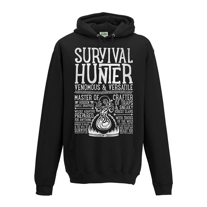 Survival Hunter Class Spec Hoodie - Realm One